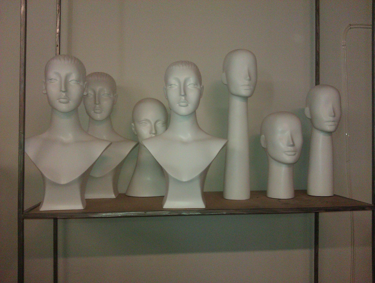 Various Head Forms
