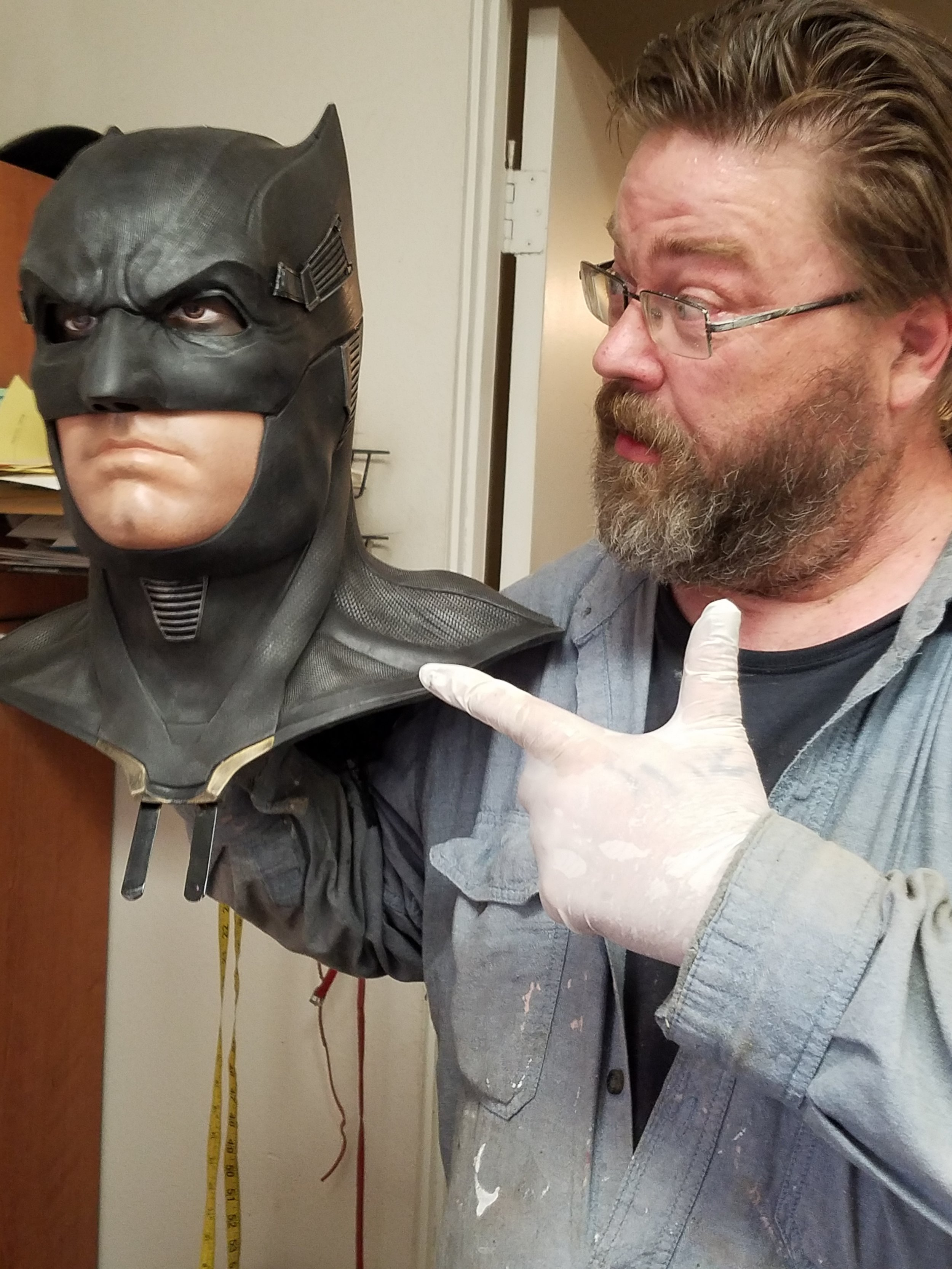 Batman for Justice League