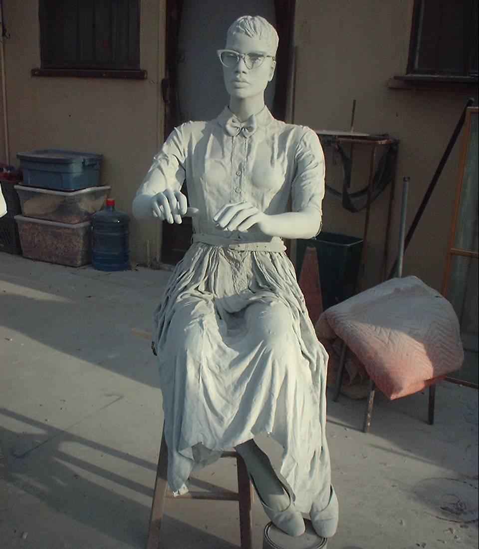 Custom Figures for Exhibit