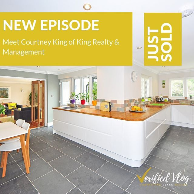 .... and we're back at it! NEW EPISODE OUT NOW!!!    We are so excited to introduce you to Courtney King with @kingrealtydfw ! You're one stop shop for everything you need to know in order to get a beautiful home of your own in the DFW area.   VerifiedVlog.com  SEASON TWO is upon us... We are also excited to announce that we are now a part of #ConnectCable @theconnectdallas  #connected #dallas #networking #blackness #blogger #influencers #realestate #vlog #blackgirlmagic #homebuyingtips #influencer #people #influence #millennials #vloggers #moves #gettogether #dallastexas #spring #blacks #social #blackprofessionals #culture #blackexcellence #socialize #blackdallas