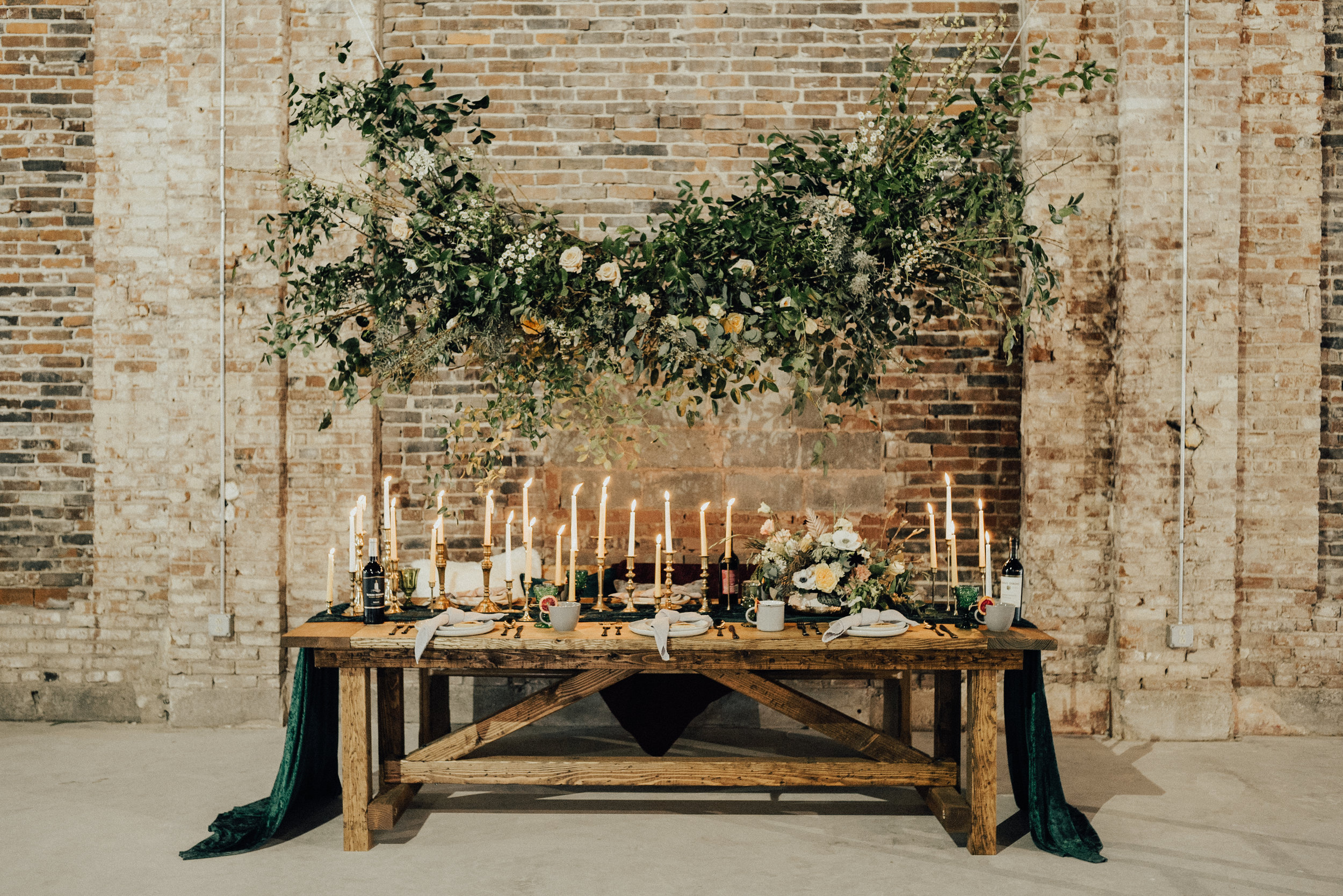 Eclectic Love Wedding Inspiration Shoot