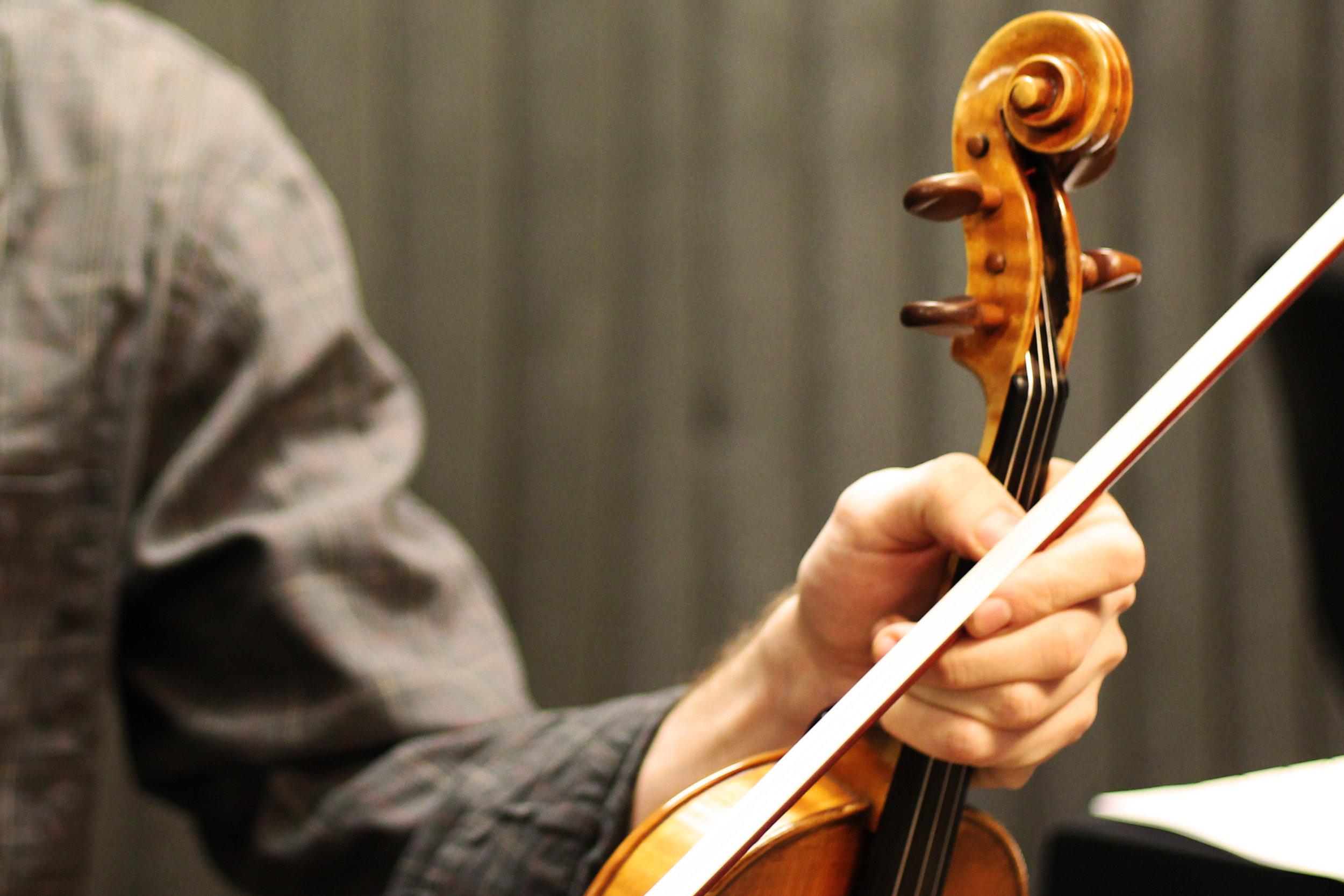 Violin Lessons - Chris Stork
