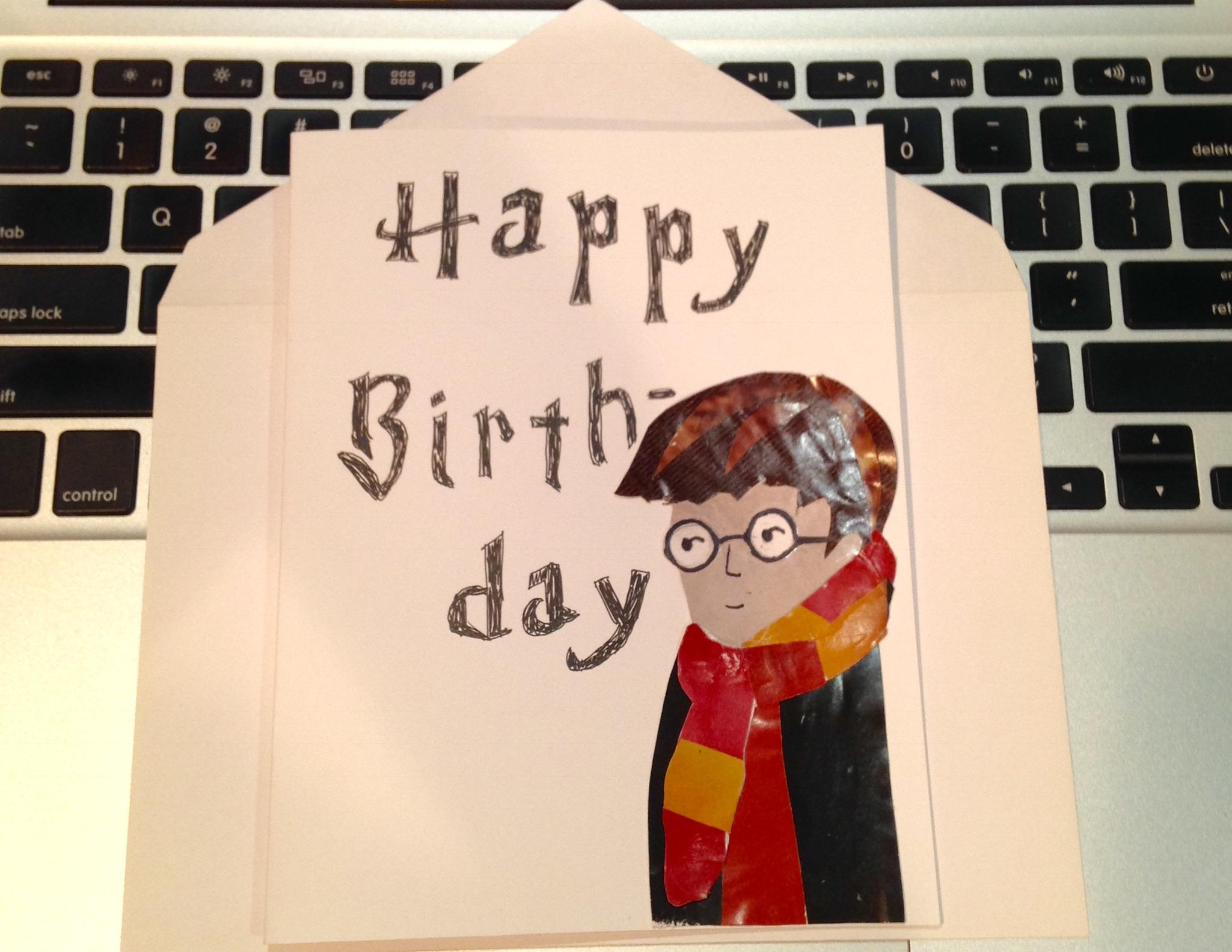Harry Birthday