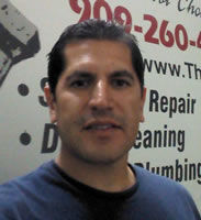 OWNER, THE PLUMBERS CONNECTION - GARY GARCIA