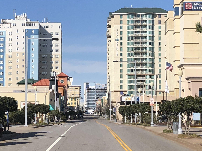 Kicks Off Virginia Beach Resort Area