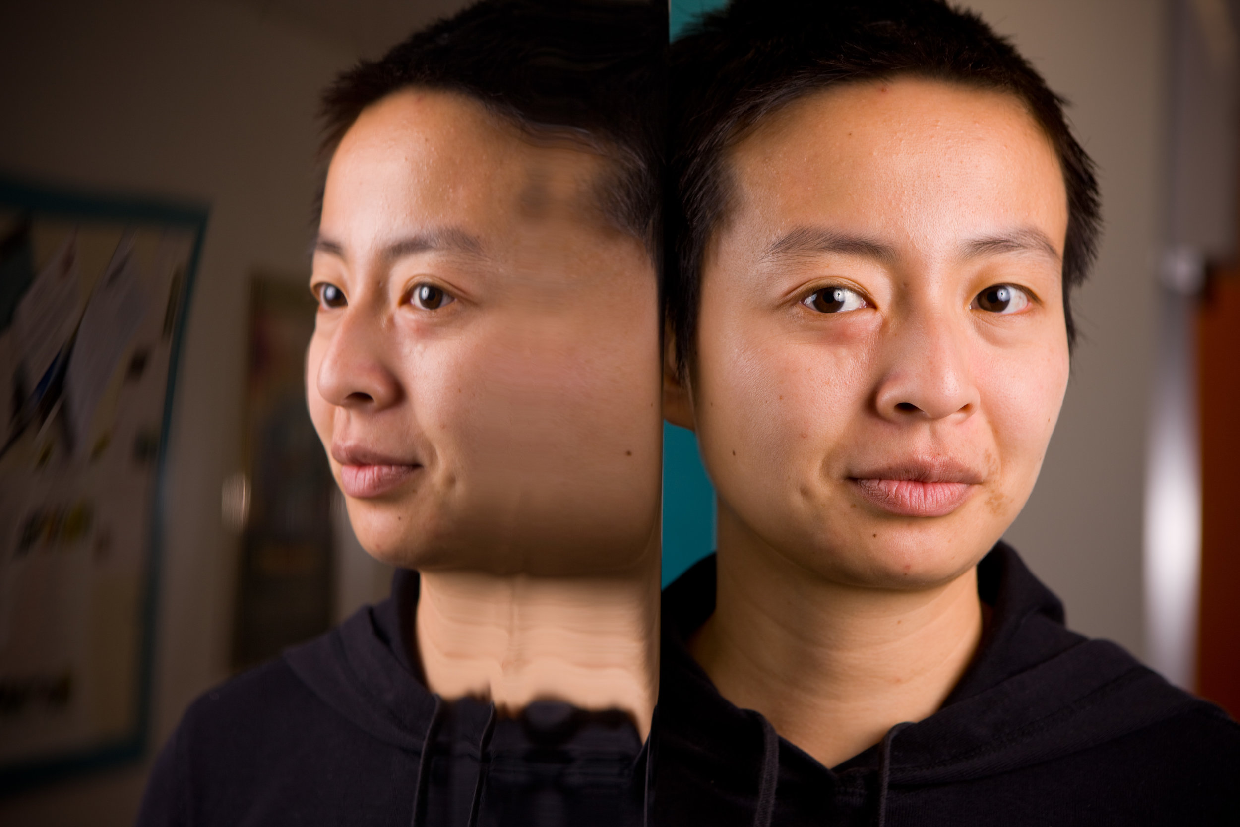 Portrait of Cynthia Wu, Assistant Professor of American Studies