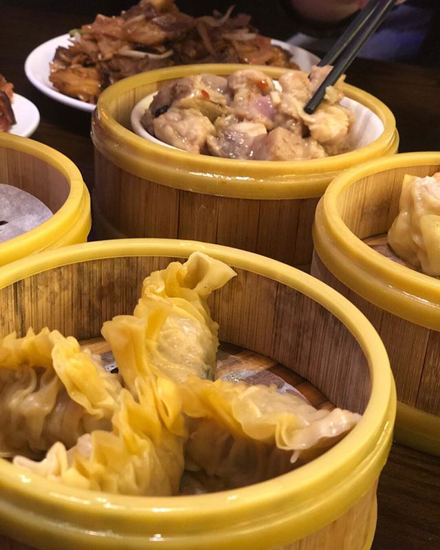 If you missed out on dumpling and Siu Mai deliciousness yesterday, you have another chance today! Our #DimSumBrunch runs every Saturday and Sunday from 10am-3pm.