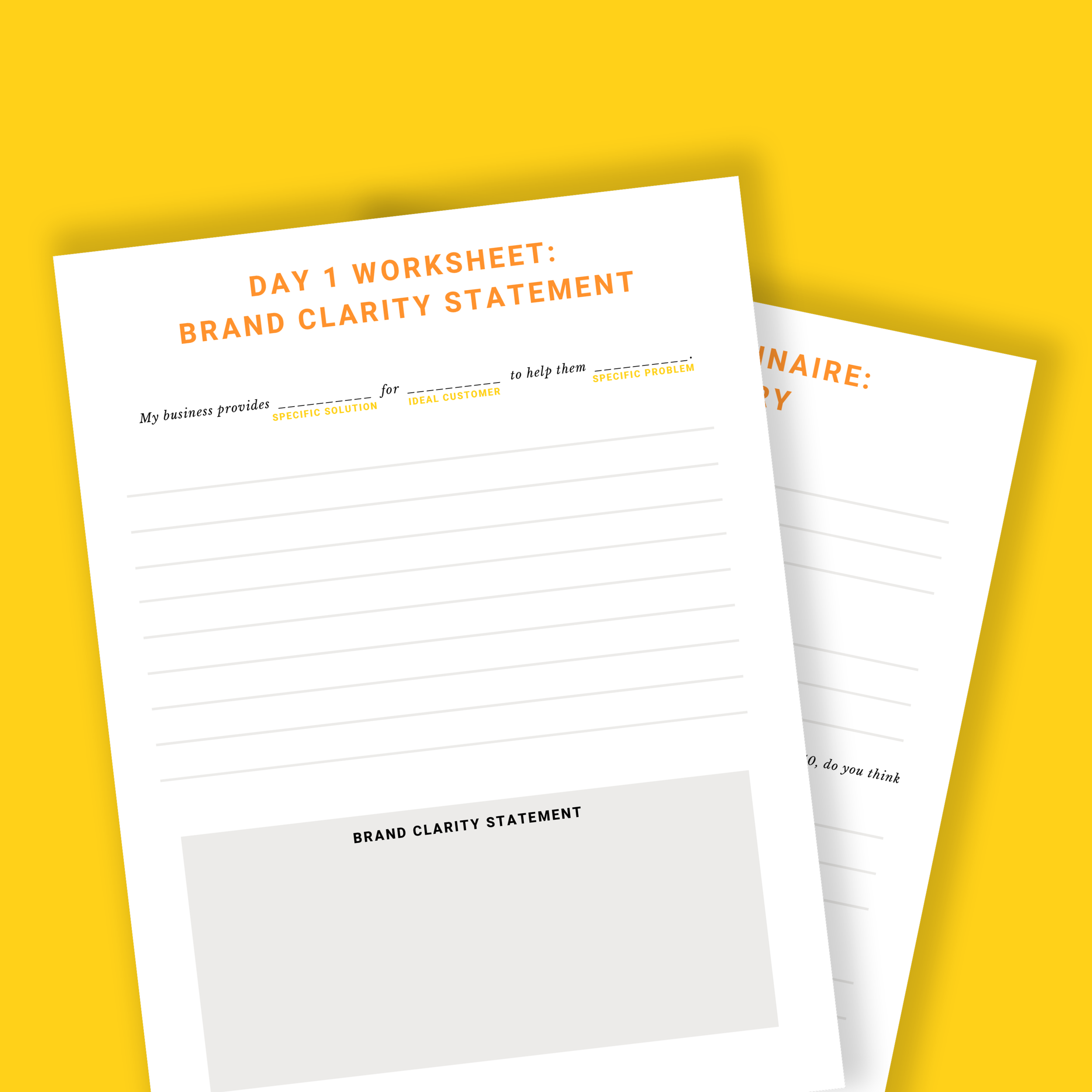 7-Day Brand Assessment Challenge for Food Brands that Convert