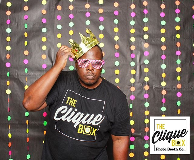 The KING of PhotoBooth fun, The Clique Box! Every photoboother has these type of photos every event. We gotta test out our lighting. . . . #thecliqueboxphotoboothco #thecliquebox #cliquebox #photobooth #atlantaphotobooth #GAphotobooth #Georgiaphotobooth #metroatlantaphotobooth #atlbooth #atlphotobooth . #northcarolinaphotobooth #fayettevillephotobooth #NCphotobooth #NCbooth #charlottephotobooth #charlottebooth #mood #summermood #wetravel