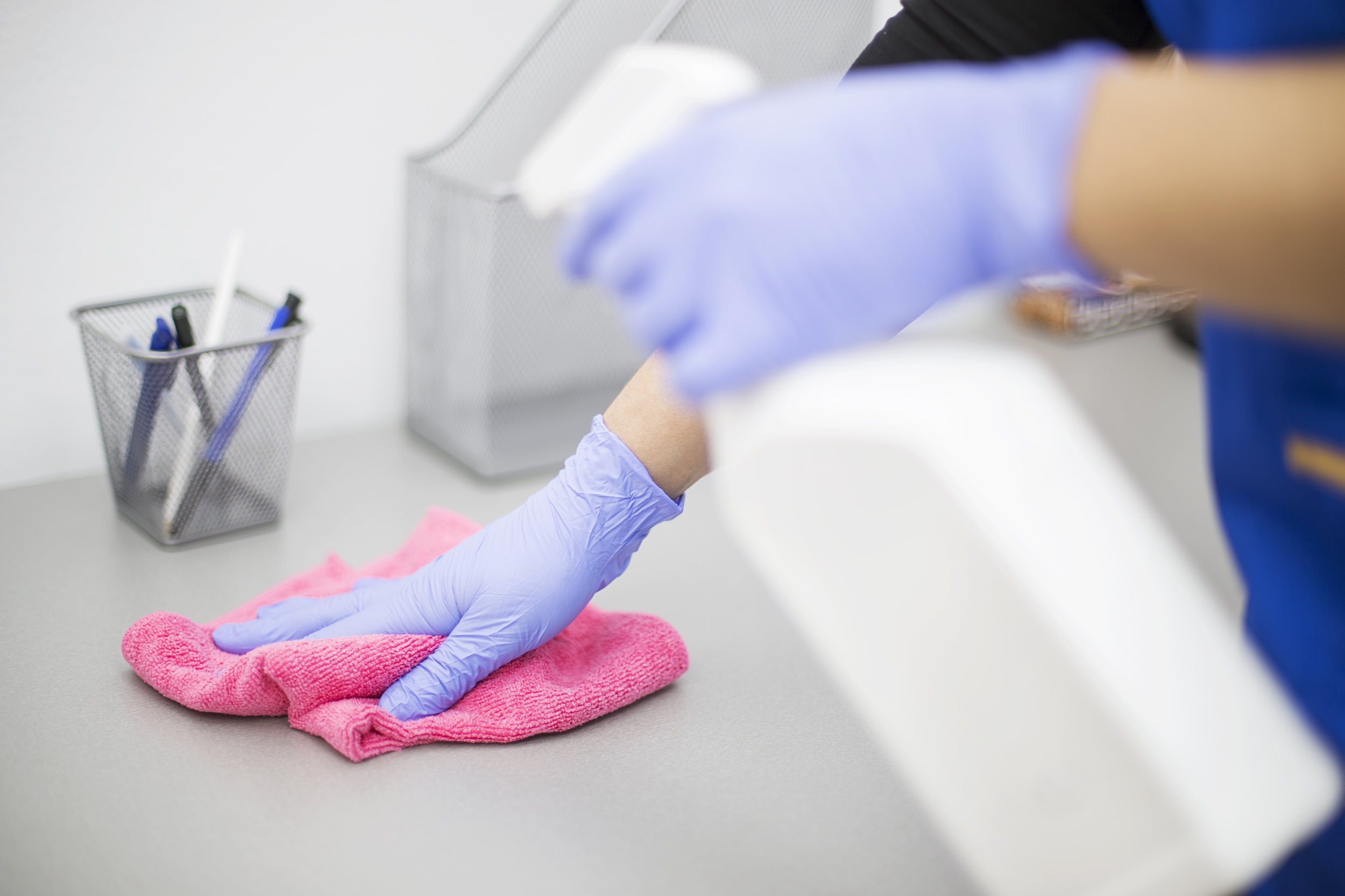 Janitorial Services for Business and Medical Offices