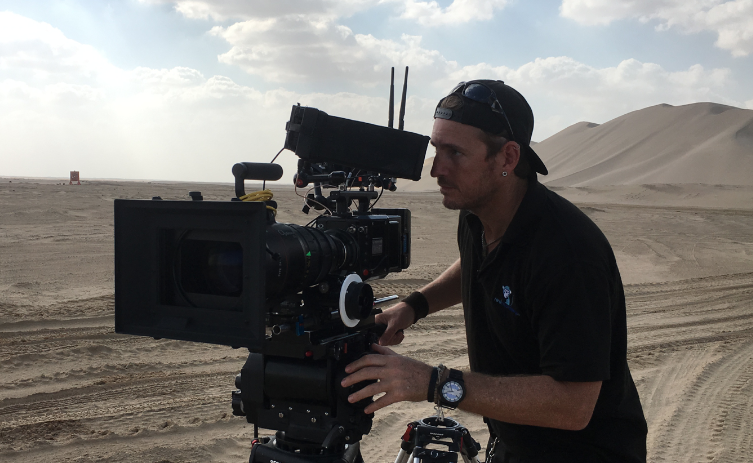 Shooting High Speed on the Phantom Flex 4k.