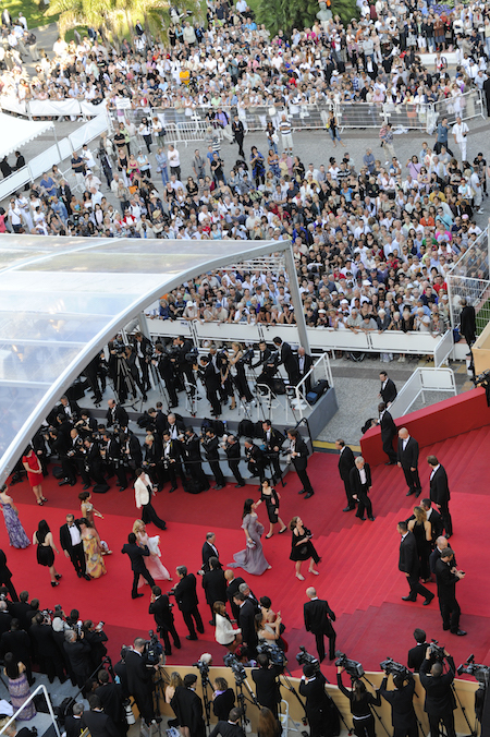 The Cannes Red Carpet