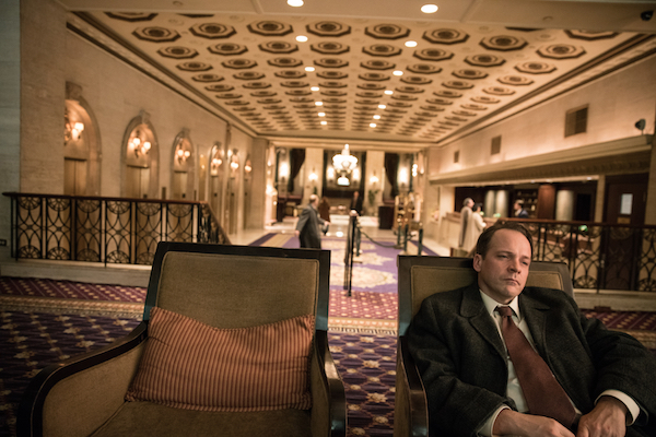 COURTESY OF THE VENICE FILM FESTIVAL AND NETFLIX  Peter Sarsgaard in a still from Errol Morris' 'Wormwood'