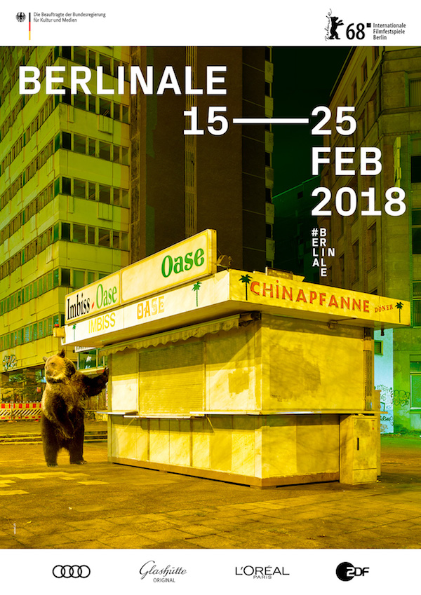 68 Berlinale poster