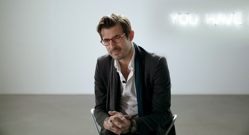 Claes Bang in a still from 'The Square' directed by Ruben Östlund