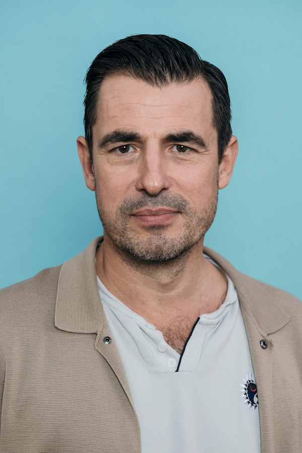 Claes Bang photographed by Getty Images, courtesy of the Dubai International Film Festival