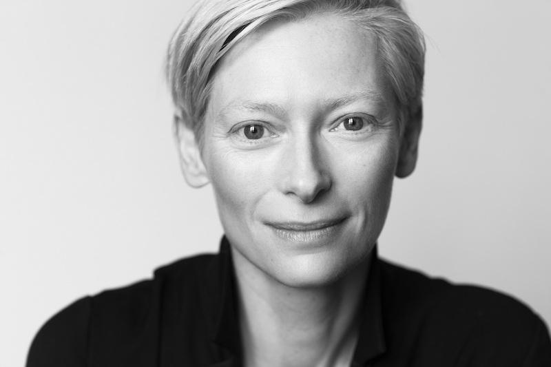 Tilda Swinton photographed by Brigitte Lacombe