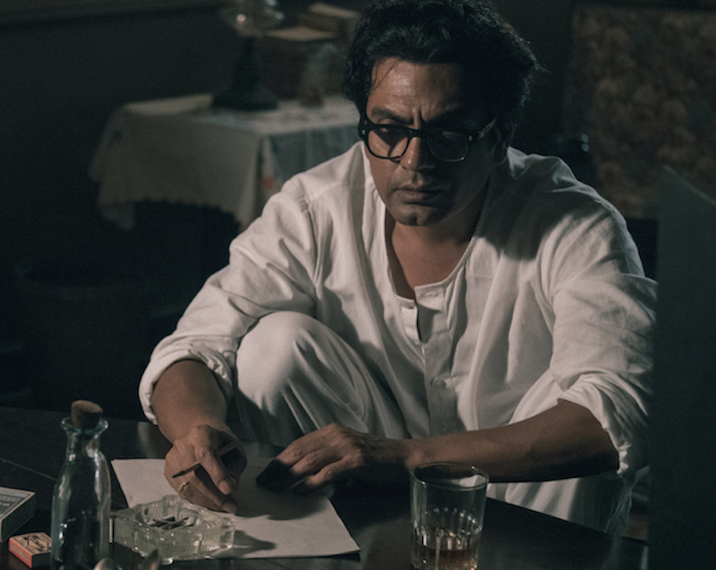 Nawazuddin Siddiqui as 'Manto'