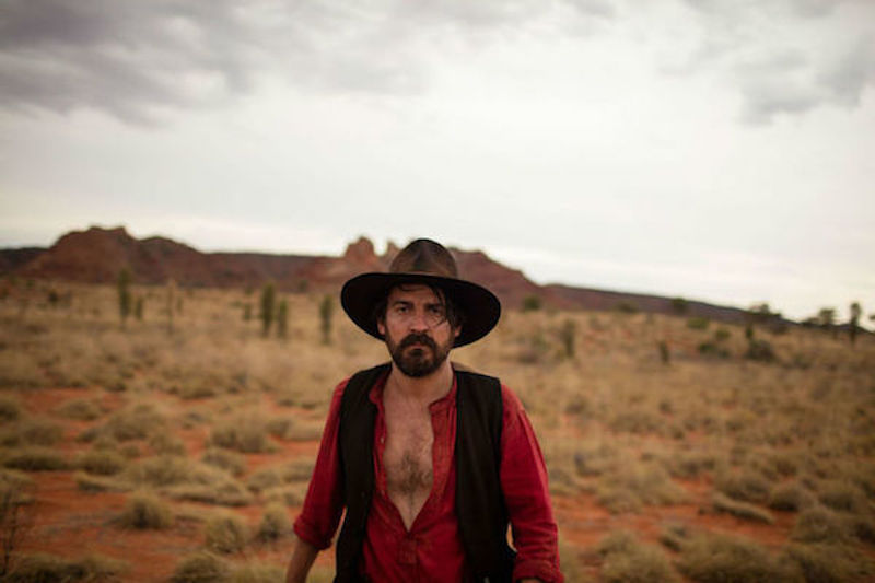 PHOTO COURTESY OF BUNYA PRODUCTIONS  Ewen Leslie in a still from Warwick Thornton's 'Sweet Country'