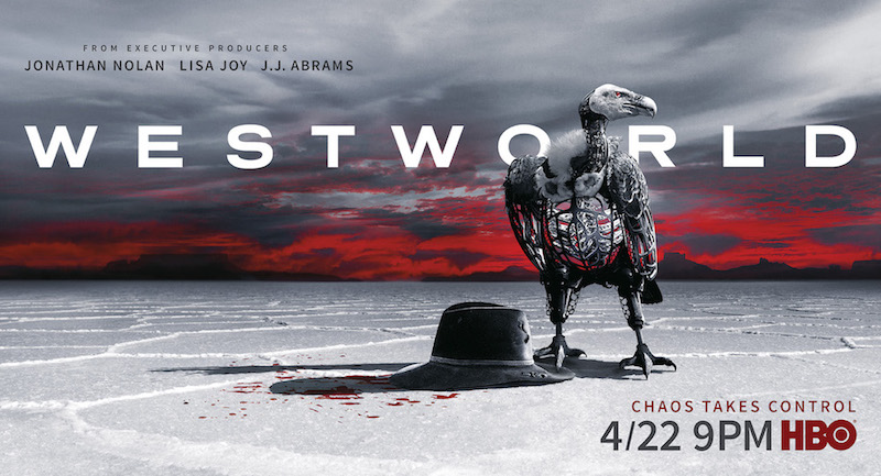 Westworld Season 2 on HBO