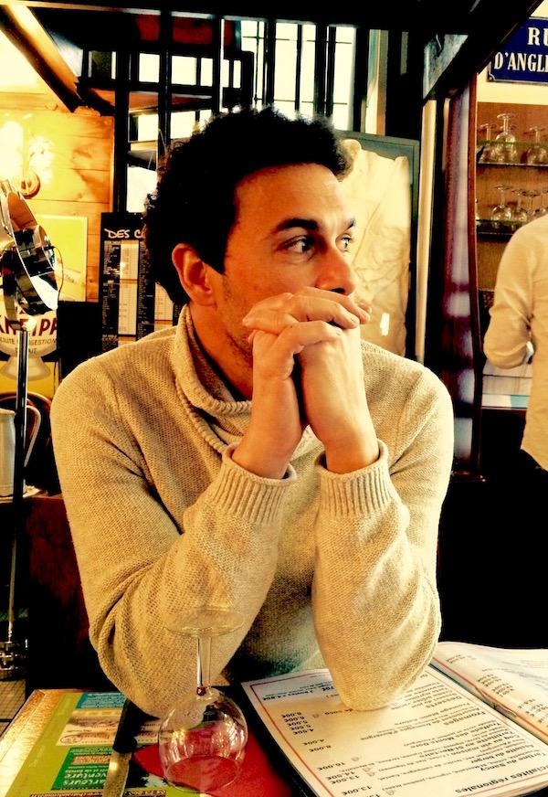 Filmmaker Tamer El Said