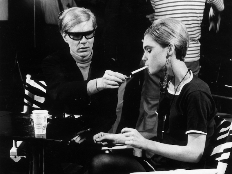 Warhol and Sedgwick