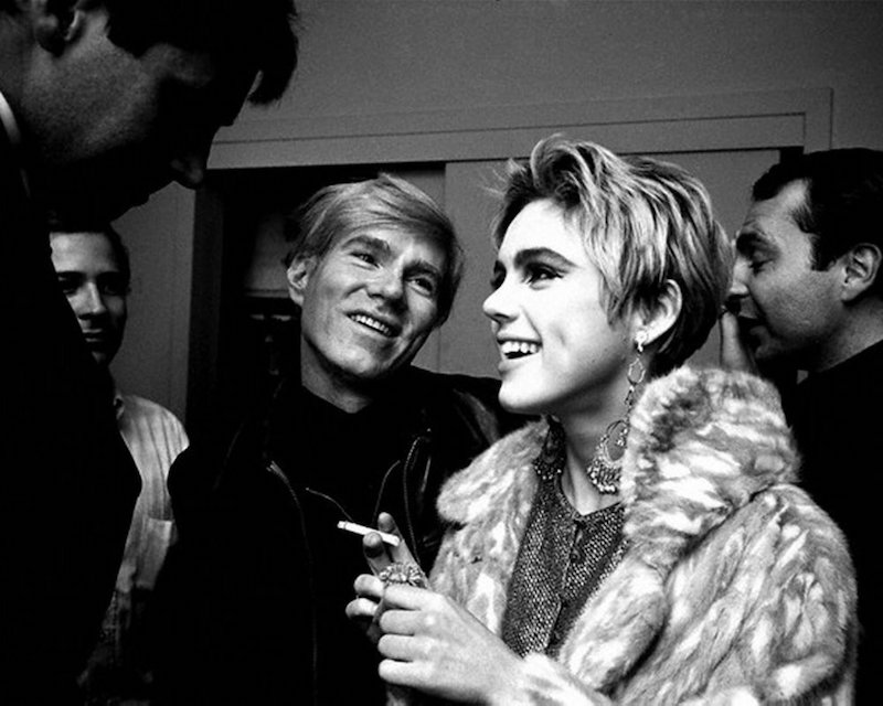 Edie Sedgwick, the original reality star - A retrospective of the downtown It Girl's collaboration with Andy Warhol is on show at this year's Marseille International Film Festival