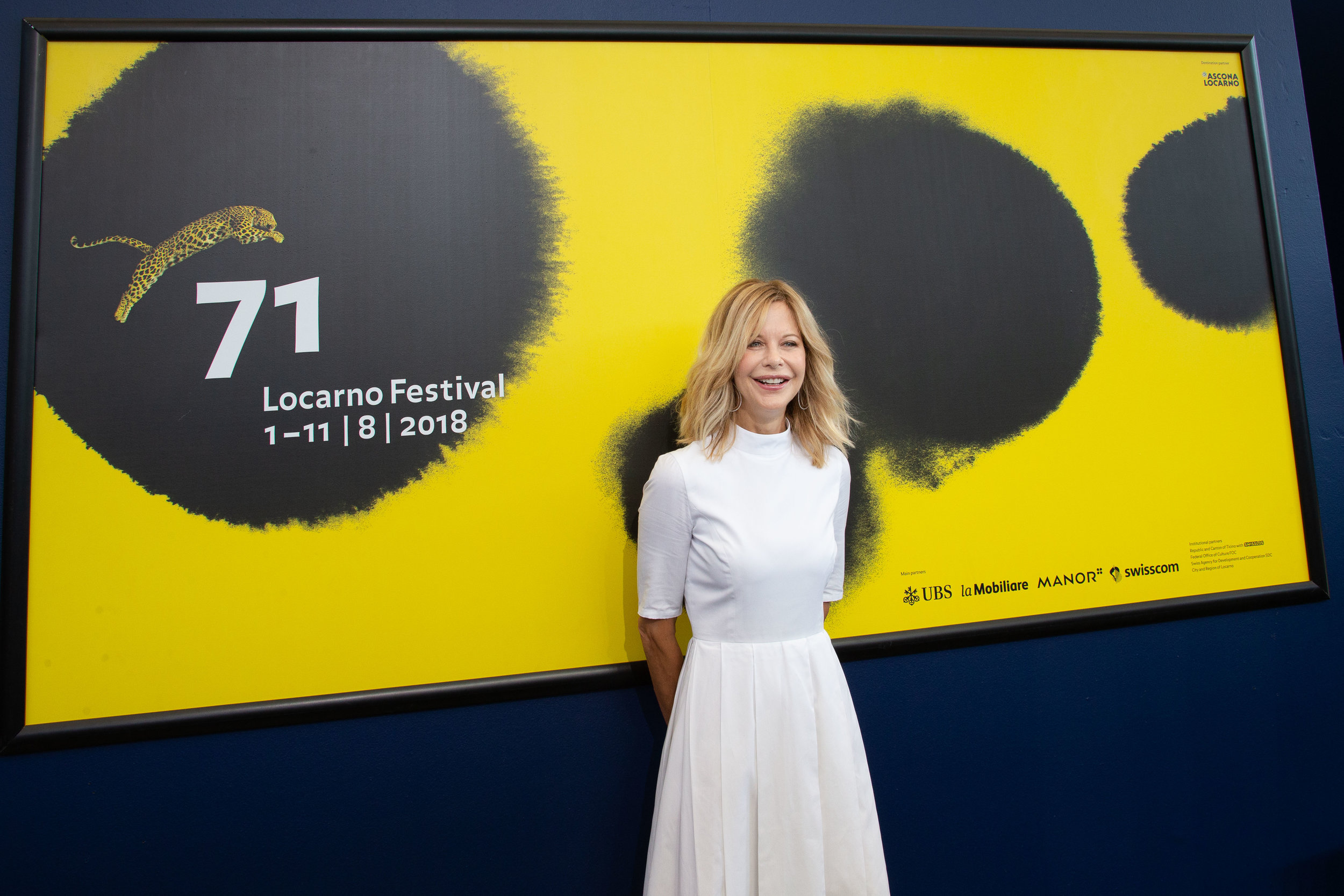Talking to Meg Ryan in Locarno - She will always be the star who makes you declare,