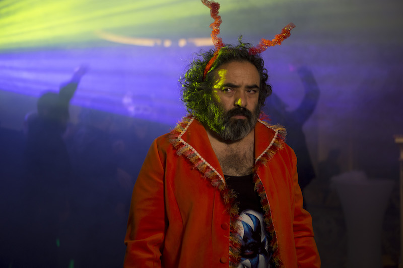 Hasan Majuni in a still from Mani Haghighi's 'Pig'