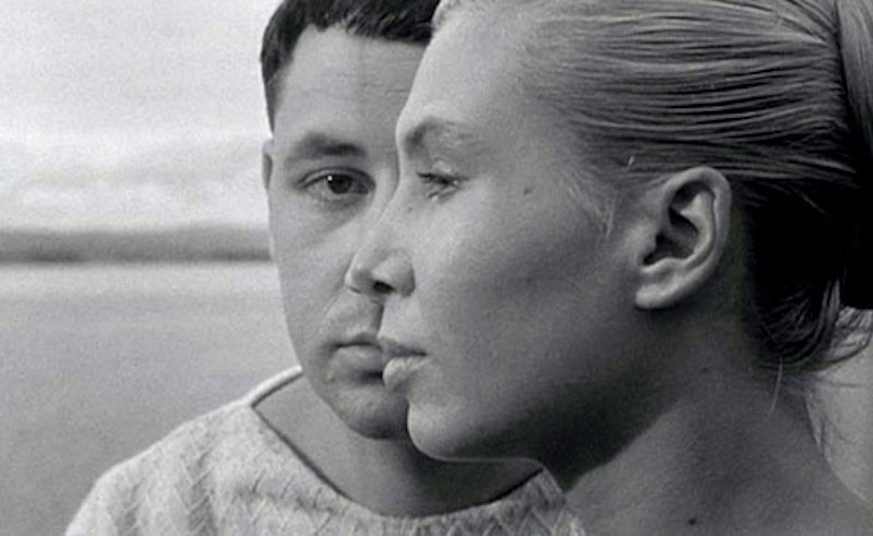 'La Pointe Courte' starring Philippe Noiret and Silvia Monfort