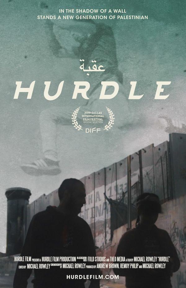 Poster courtesy of Hurdle Film, LLC