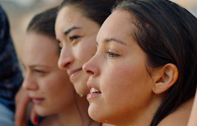 A still from 'Papicha' by Mounia Meddour, photo courtesy of the Doha Film Institute