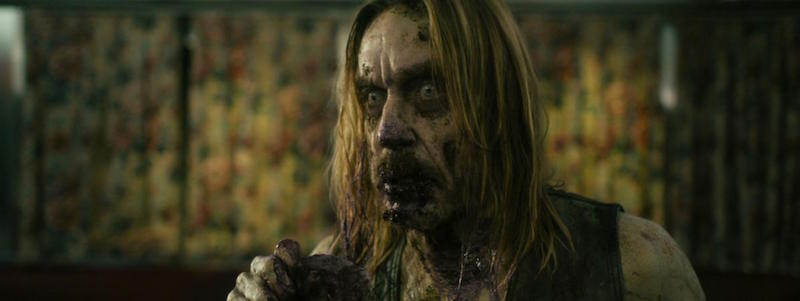 Me after my nightmare trip… NO! Just kidding, it's Iggy Pop in a still from 'The Dead Don't Die'.