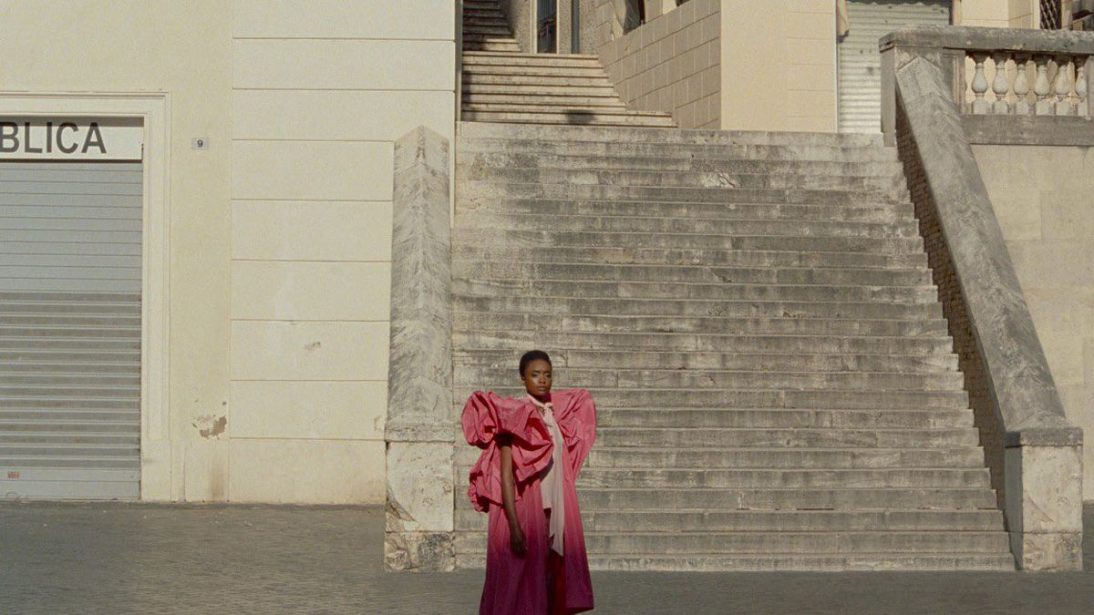 The Fashionista Filmmaker - 'The Staggering Girl' in Cannes, a collaboration between Luca Guadagnino and Maison Valentino's Pierpaolo Piccioli.
