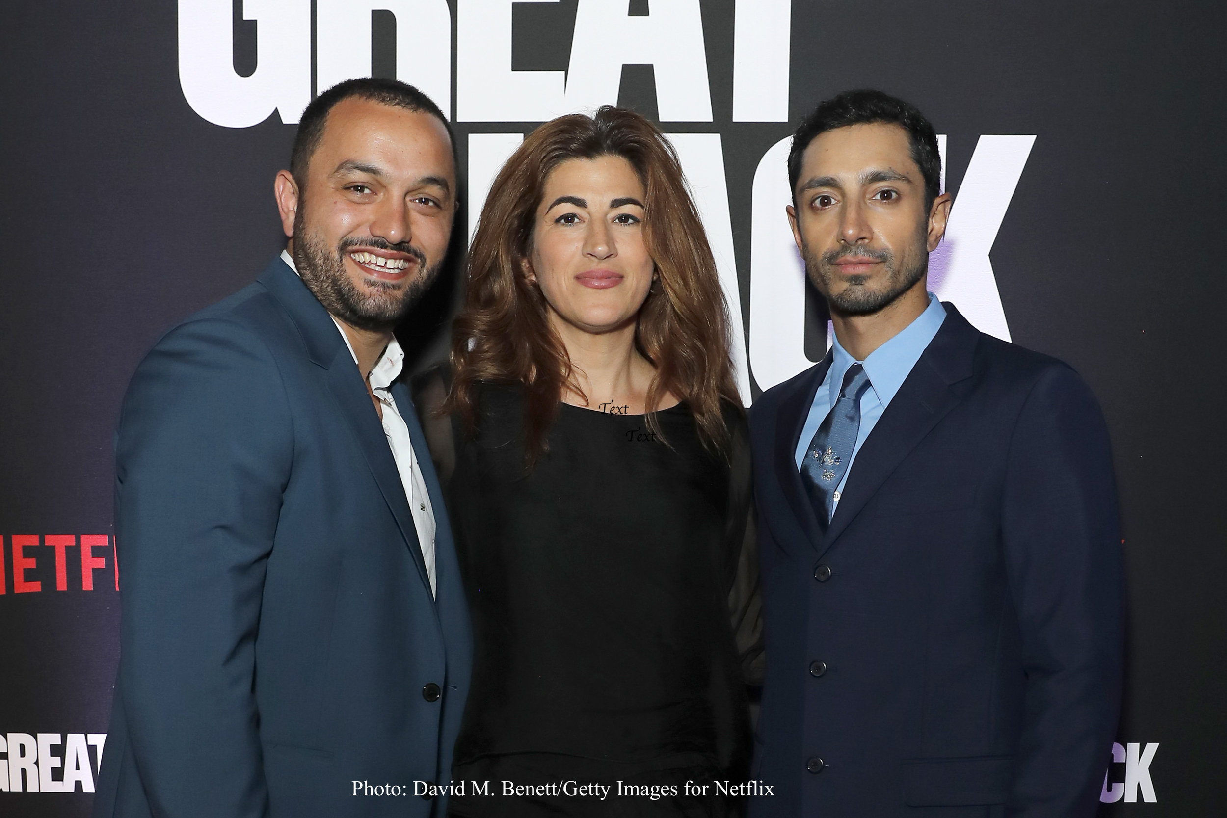 They decoded the Egyptian revolution in their Oscar-nominated 'The Square' - Now Jehane Noujaim and Karim Amer take us down the rabbit hole of data mining in their latest, the Netflix release 'The Great Hack'.