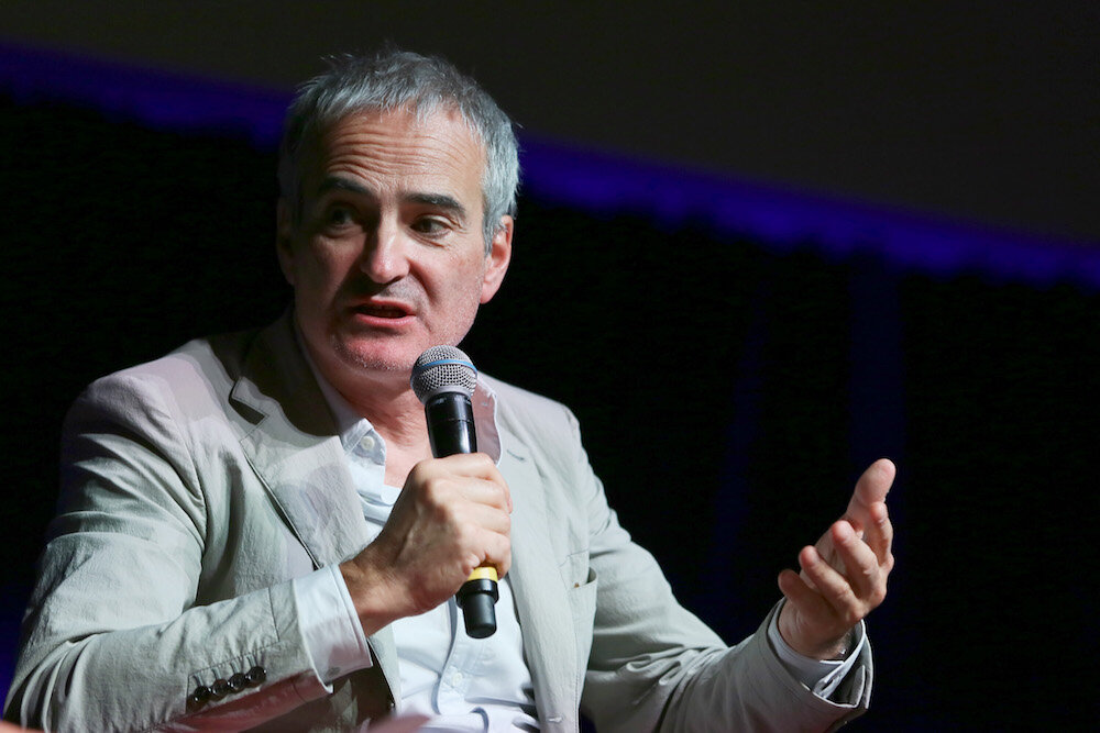 Olivier Assayas at the Rome Film Festival -- Photo by Ernesto S. Ruscio/Getty Images courtesy of the Rome Film Festival