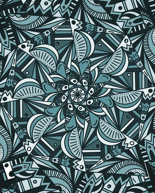 Playing with creating kaleidoscope patterns #imagesbycassandra_designs #cassandraoleary #pattern #surfacedesigner #patterndesign #surfacedesign #wallpaper #interiordesign #overallprint #surfacepatterns #fabric #textiledesign #patternlove #repeatpattern #illustrator #illustration #textiledesigner #letsmakeart #textiledesign #surfacepatternprint #surfacepatterndesign #designsforfabric #society6 #spoonflower #kaleidoscope #kaleidoscopeart