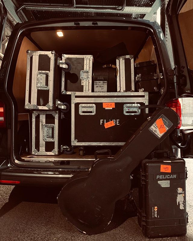 Back on the road again for another VIP Client. Emergency logistics for a Music Duo transporting Equipment to and from venues in London 🎸#TourLife  Contact us to talk about your event Transport/Logistics:  www.angellhospitality.com/hire-us . . . . . . . . #EventProfessional #EventProfessionals #Corporate #CorporateEvent #CorporateEvents #UKEvents #UKEventsHire #EventProfsUK #LondonEvents #EventManager #SetDesign #LiveEvents #EventLogistics #LogisticSupport #CorporateLogistics #LogisticsManagement #Logistics #Venue