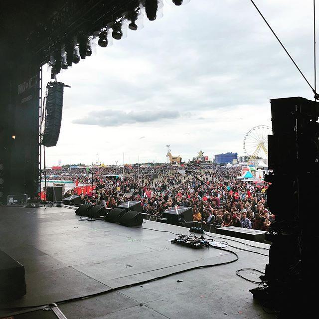 @rockamringofficial . . . #events #eventtransport #eventsitetransport #bandtransport #musiclogistics #globaleventlogistics #eventprofs #eventprofsuk #eventcrew #UKtouringcrew