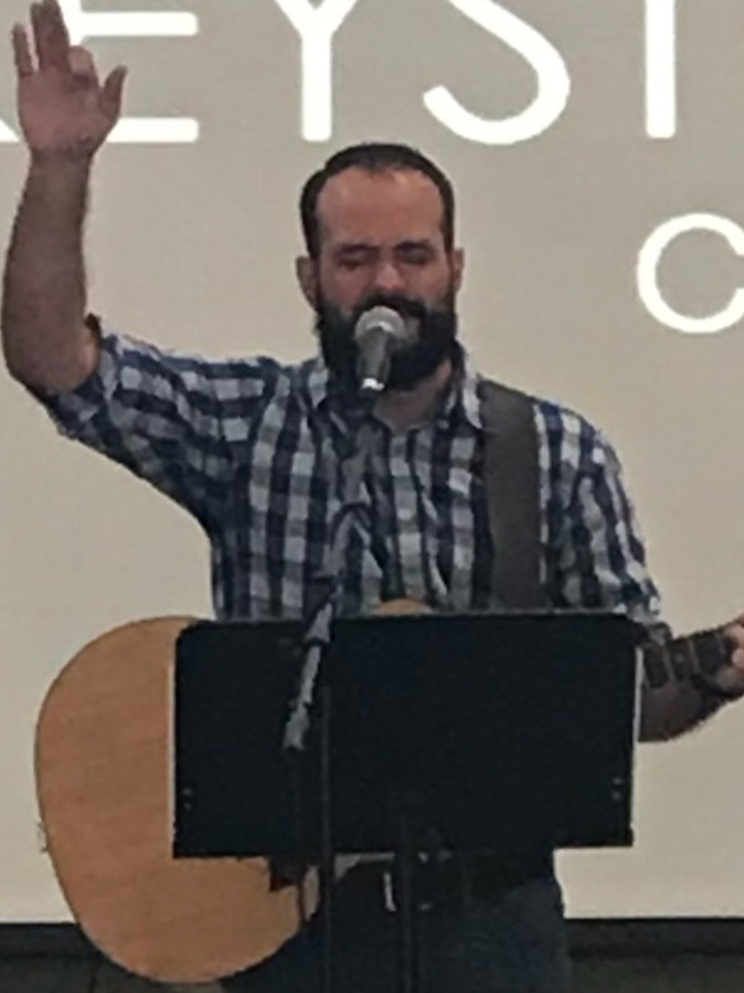 Josh Cowling - Worship Leaderjosh@keystoneloveland.com
