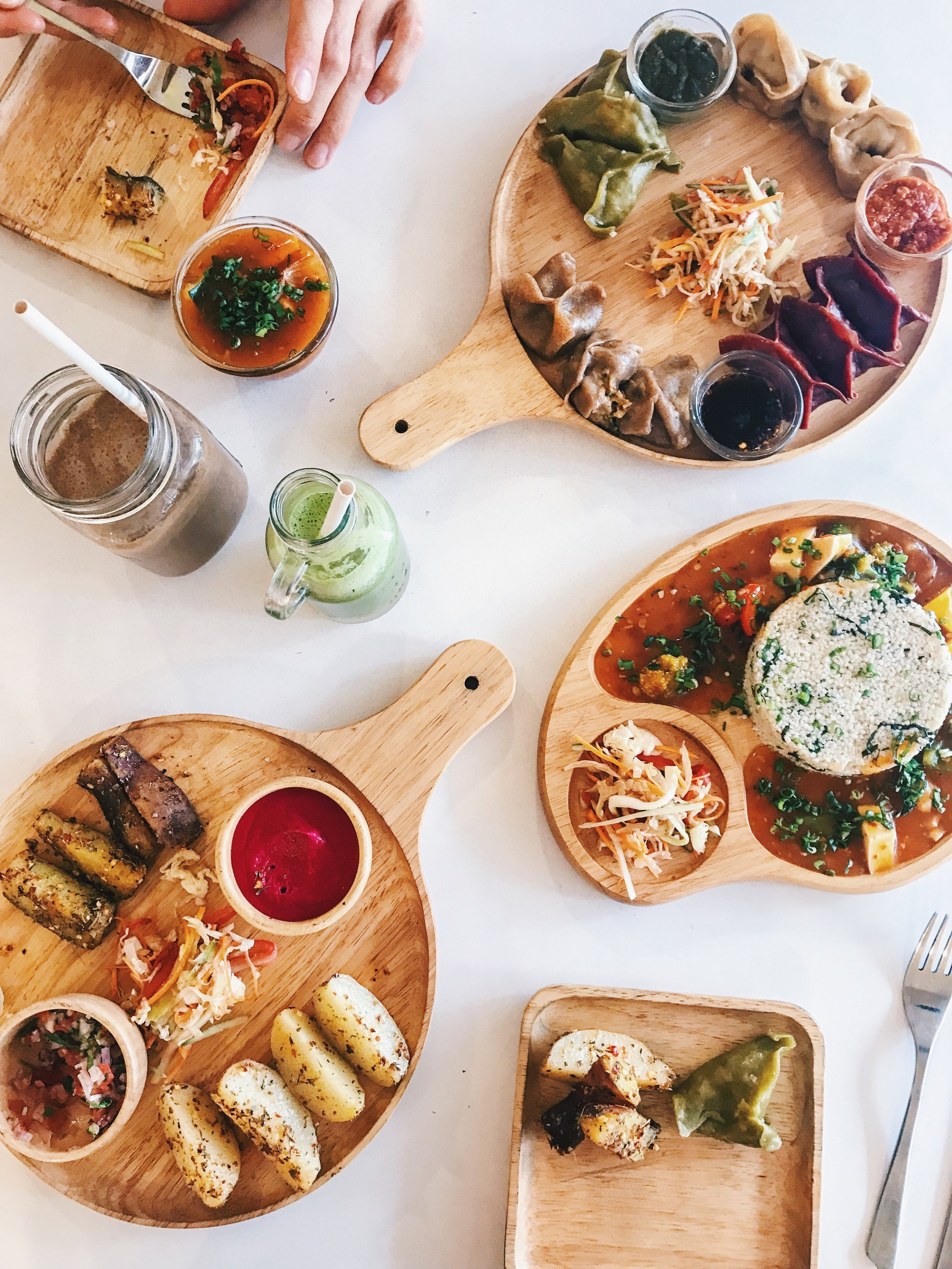 Healthy eats at Enerjuvate, Bengalore