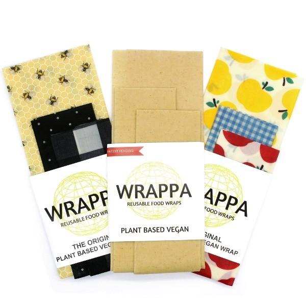 Wrappa Vegan Food Wraps