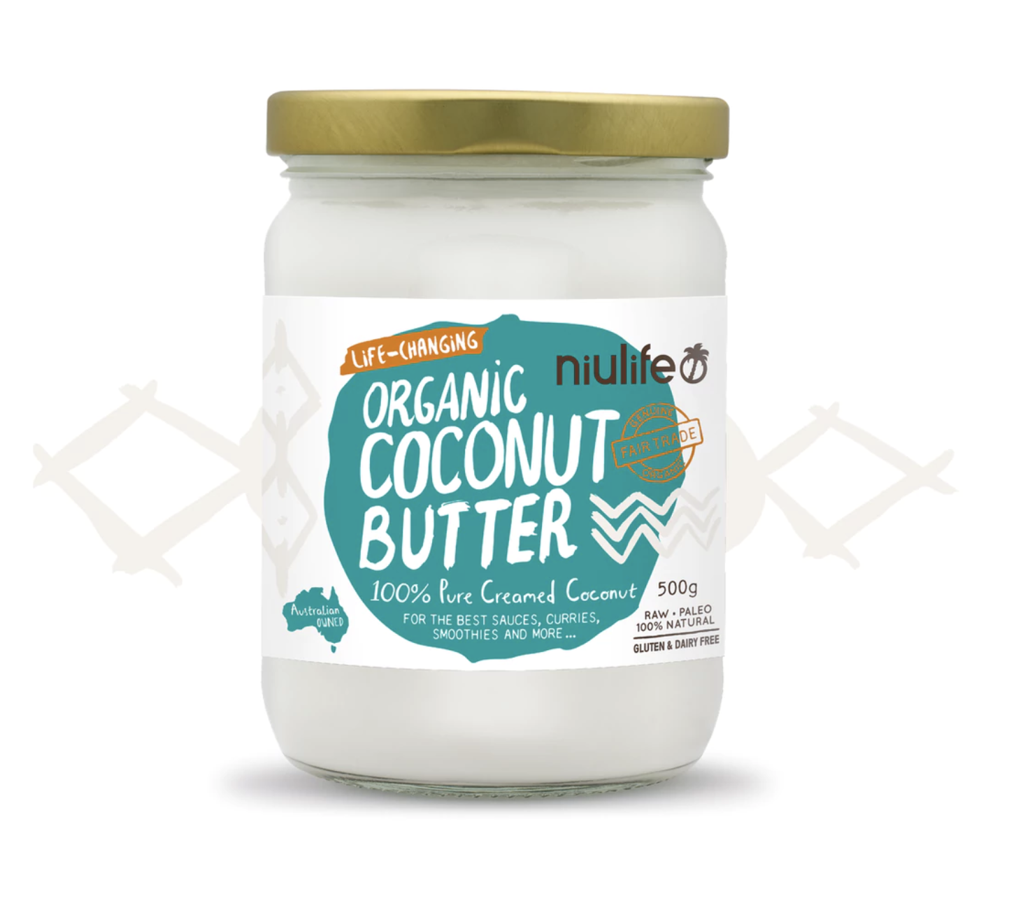 Niulife Coconut Butter 500g