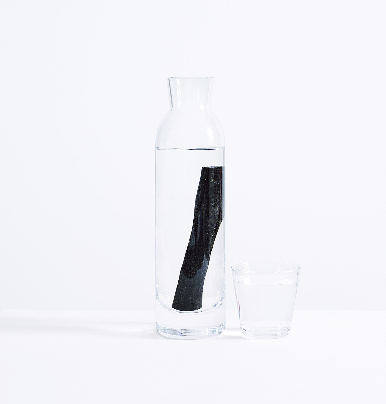 Kishu Water-Filter Charcoal Sticks (100% Biodegradable)