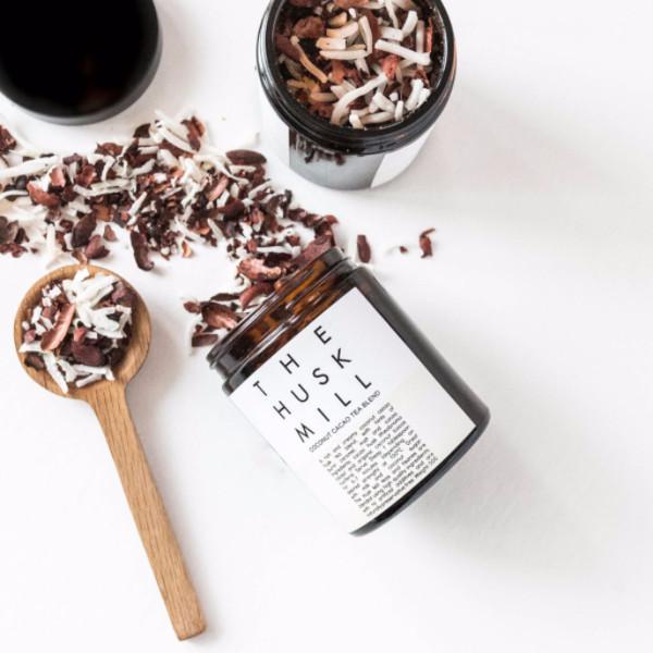 The Husk Mill Cacao Tea