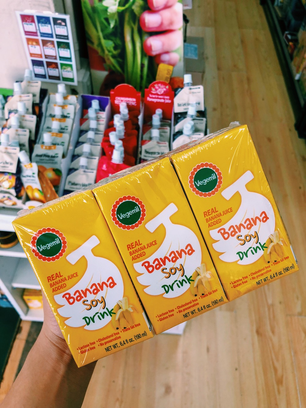 Banan Soy Milk