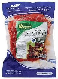 Sayur Roast Pork