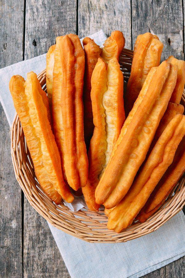 Chinese Bread Sticks  (Youtiao/Yau Jar Gwei)