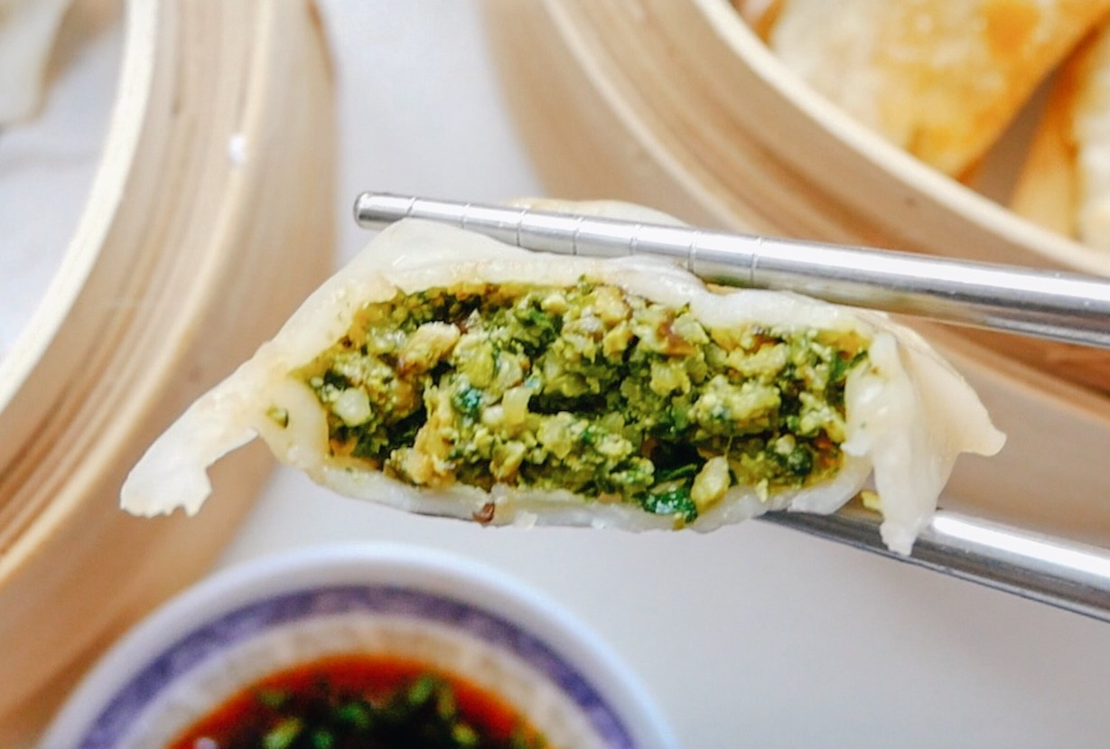 Spinach and Tofu Filling