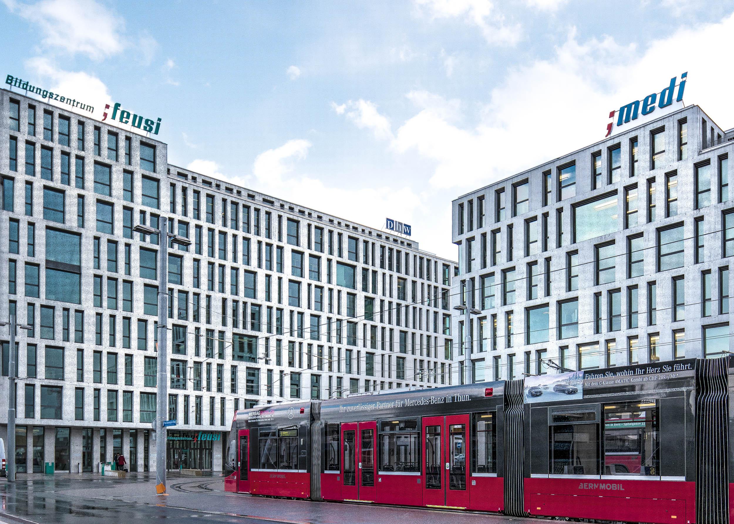 Feusi Bildungszentrum, Bern